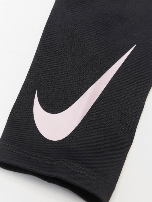 Nike Dresy Nkg Shine Taping Tunic czarny