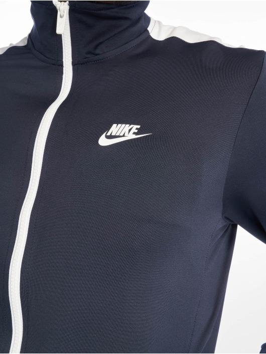 Nike Dresy CE TRK PK niebieski