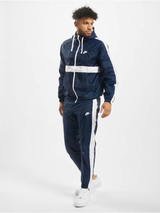 Nike Dresy CE HD Woven niebieski