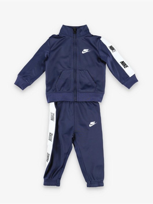 Nike Dresy Nsw Tricot niebieski