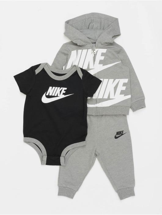 Nike Dresy Split Futura 3PC szary