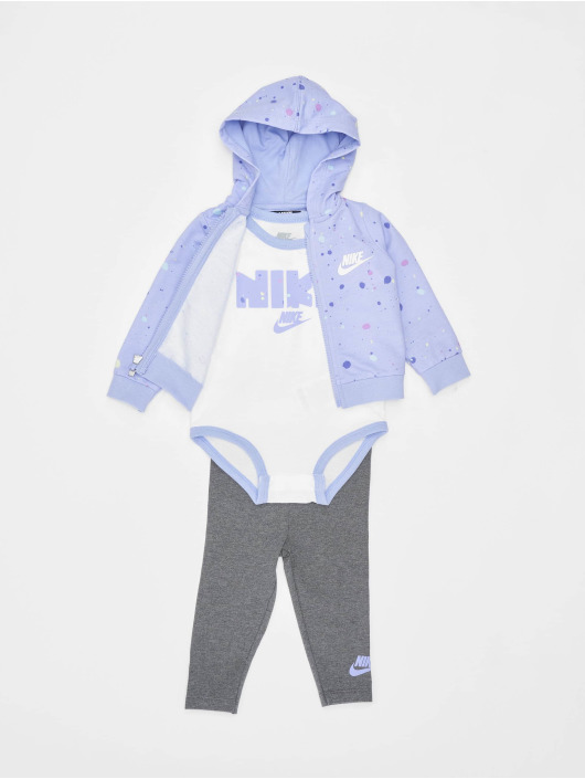 Nike Dresy 3PC szary