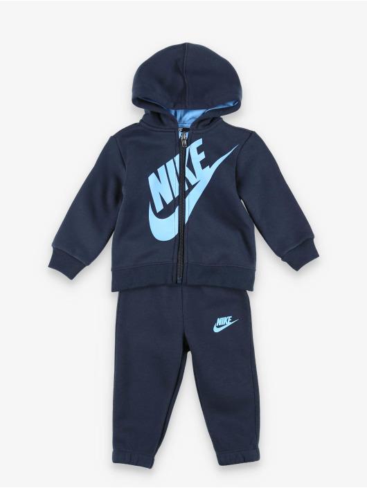 Nike Ensemble & Survêtement Sueded Flce Futura bleu