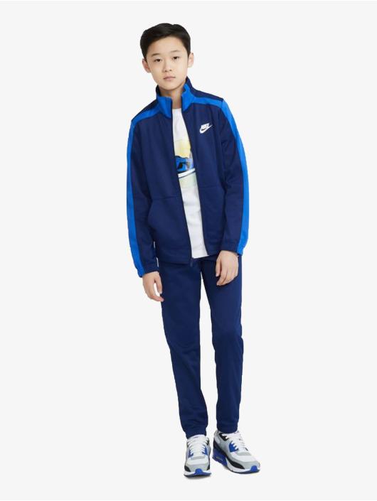 Nike Ensemble & Survêtement Poly bleu