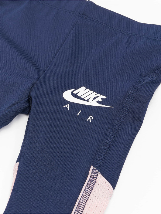 Nike Ensemble & Survêtement FZ Jacket Air 2PC bleu
