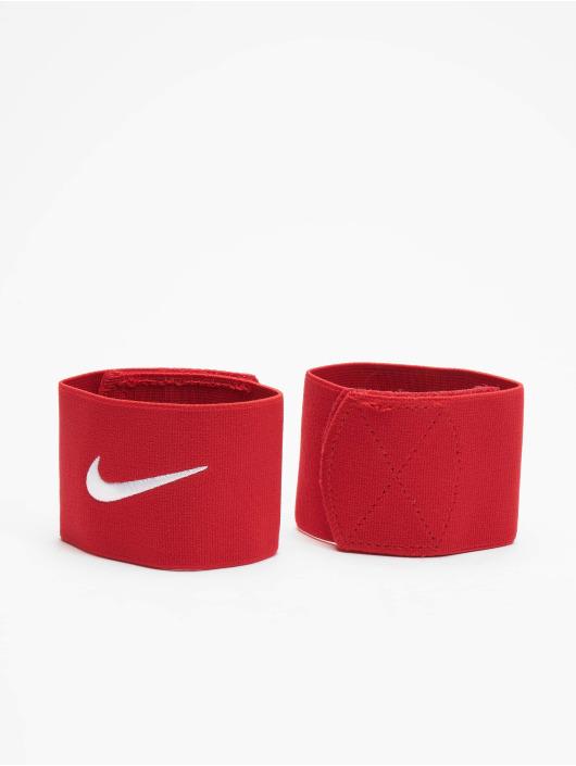 Nike Equipos de fútbol Stay II Shin Guard rojo