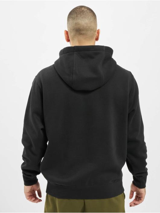 Nike Felpa con cappuccio Club nero