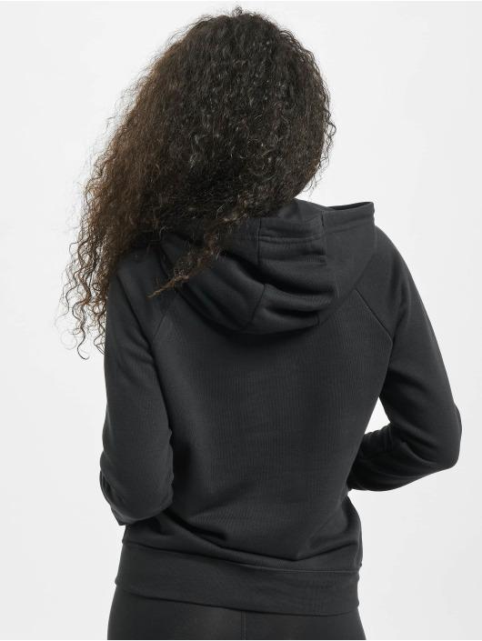 Nike Felpa con cappuccio Essential HBR nero