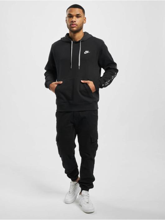 Nike Felpa con cappuccio M Nsw Ce Po Ft Snl nero