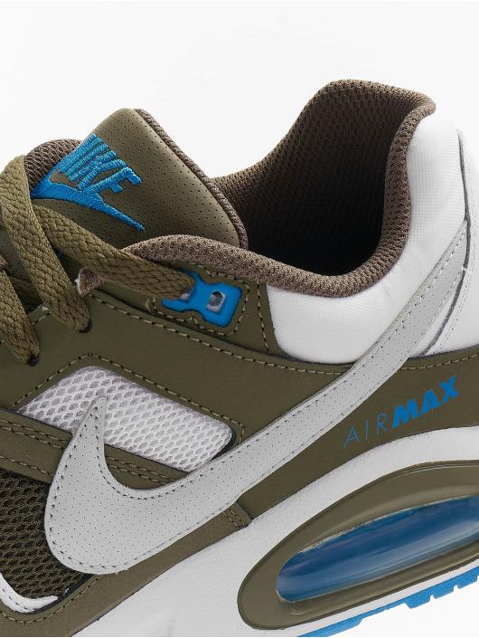 schöner Stil auf Lager heißester Verkauf Nike Air Max Command Sneakers White/Pure Platinum/Medium Olive