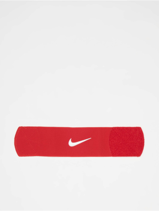 Nike Fotballutstyr Stay II Shin Guard red