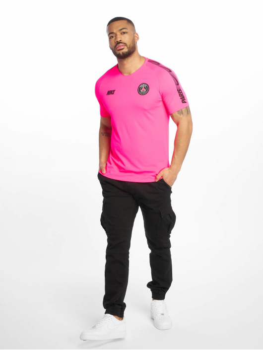 Nike Fußballtrikots Breathe Paris Saint-Germain Squad pink