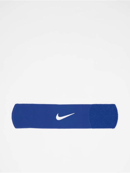 Nike Fußballzubehör Stay II Shin modrá