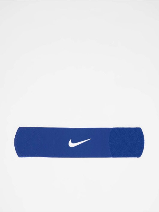 Nike Fußballzubehör Stay II Shin modrý
