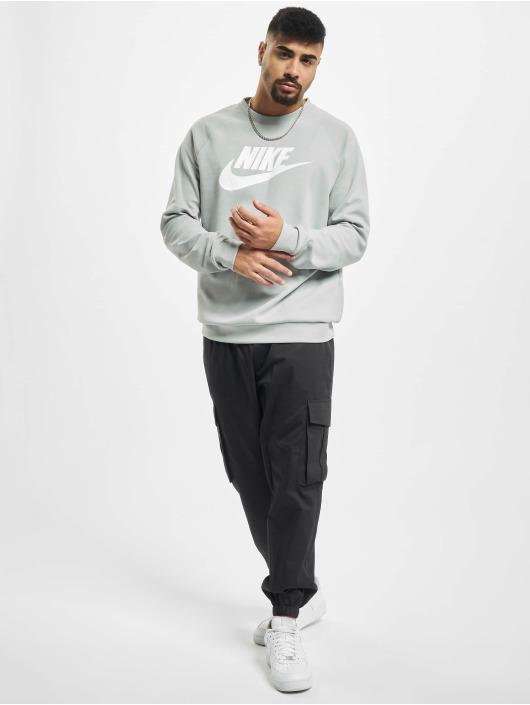 Nike Gensre Modern Crew Fleece HBR grå