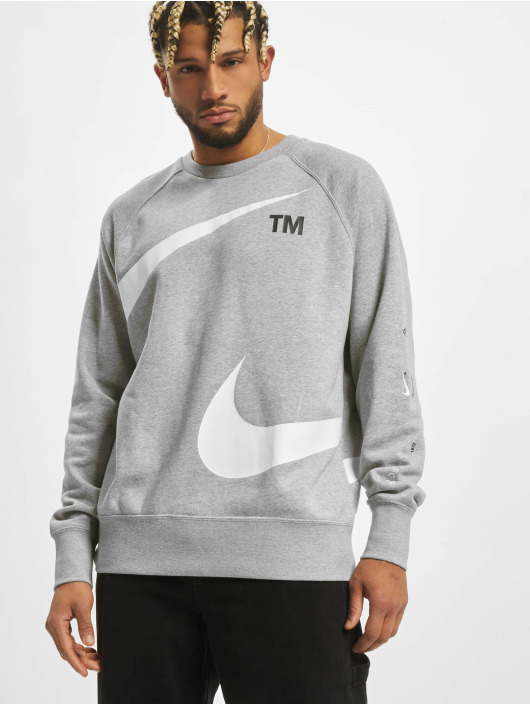 Nike Gensre Swoosh Sbb Crew grå
