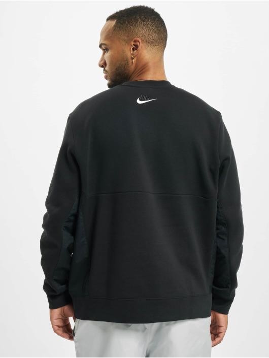 Nike Gensre Air Crew Fleece svart