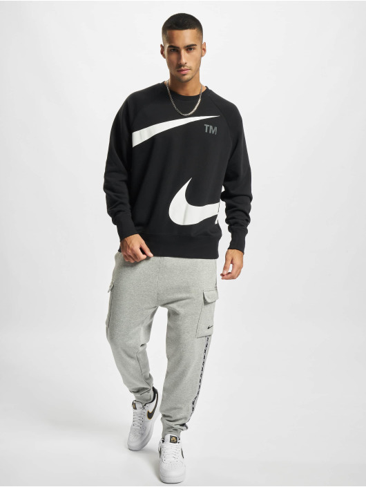 Nike Gensre Swoosh Sbb svart