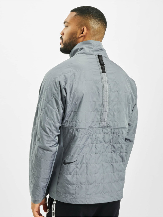 Nike Giacca Mezza Stagione Tech Pack Quilted grigio