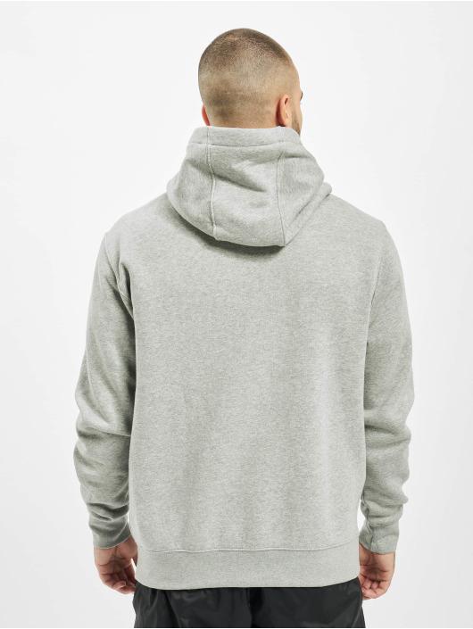 Nike Hettegensre Club Hoodie Dark grå