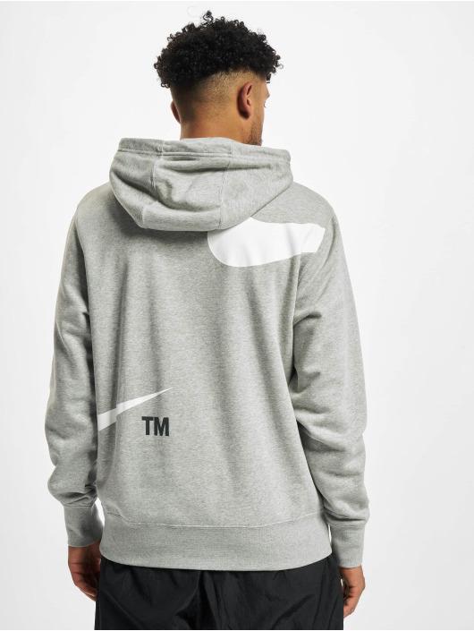 Nike Hettegensre Swoosh Po Sbb grå
