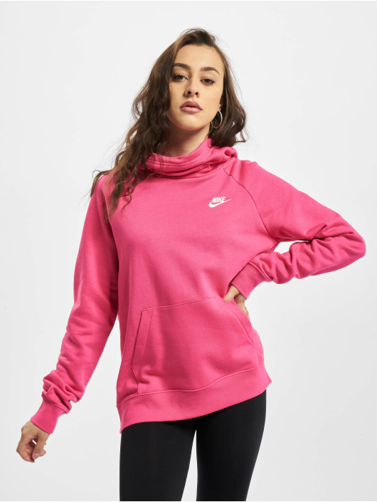Nike Hettegensre Essential FNL Fleece lyserosa