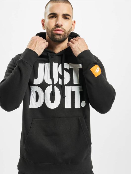 Nike Hettegensre JDI  Fleece Mix svart