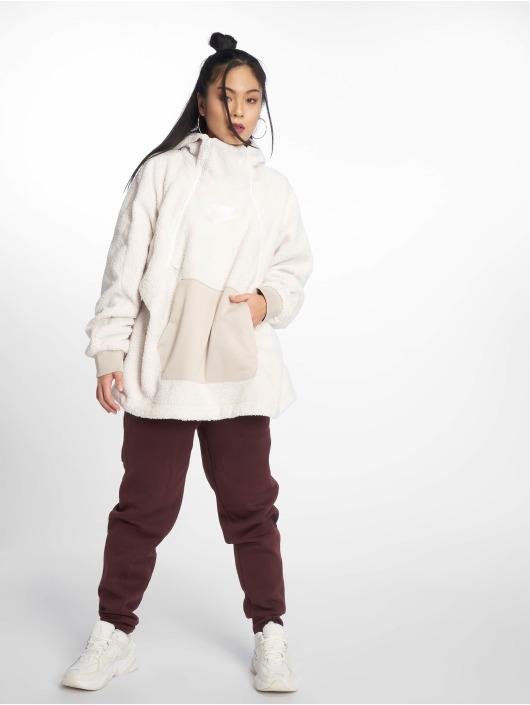 Nike Hoodie Sportswear beige
