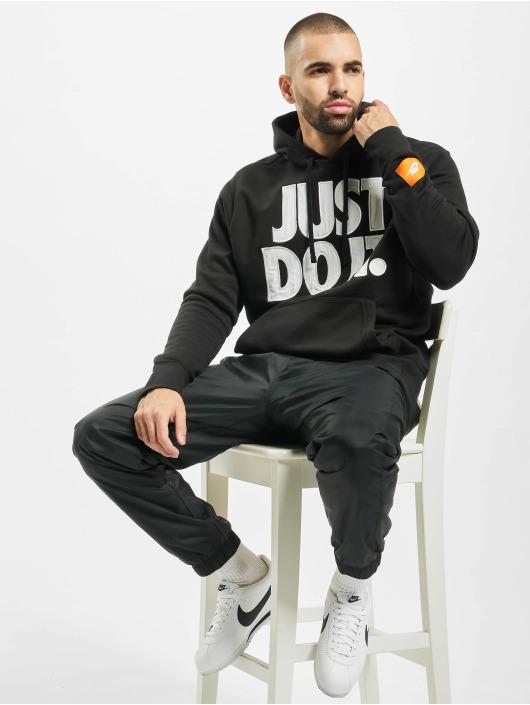 Nike Hoodie JDI  Fleece Mix black