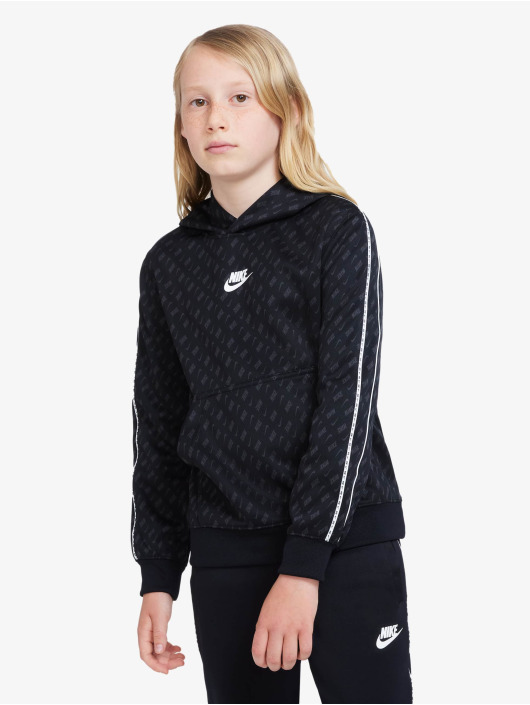 Nike Hoodie Repeat black