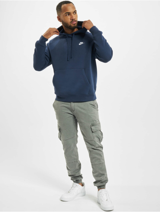 Nike Hoodie Club PO BB blue