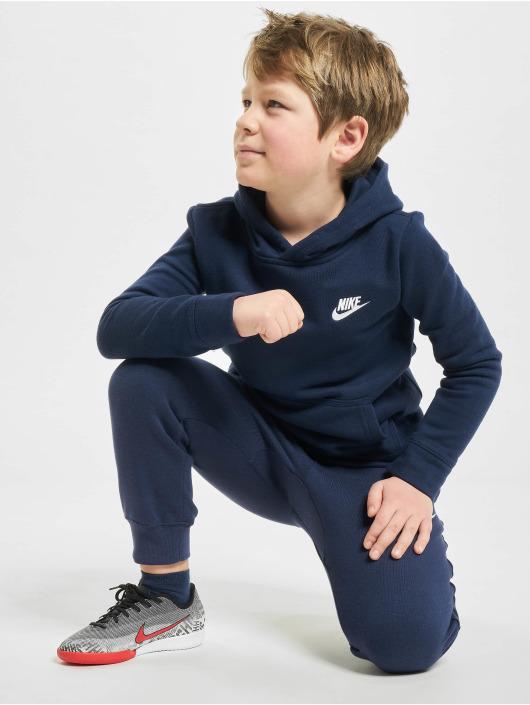 Nike Hoodie Club Fleece blue