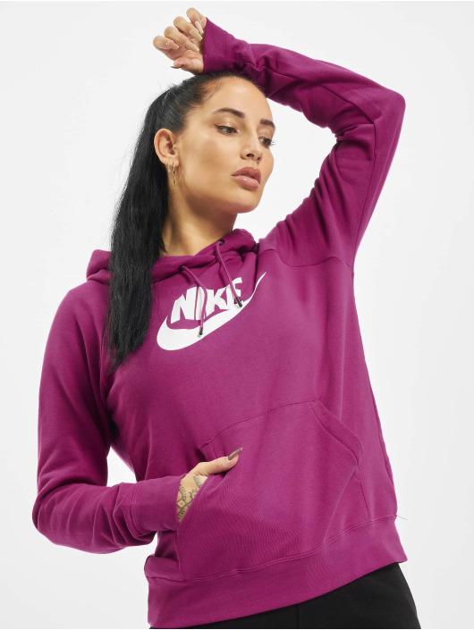 Nike Hoodie Essential purple