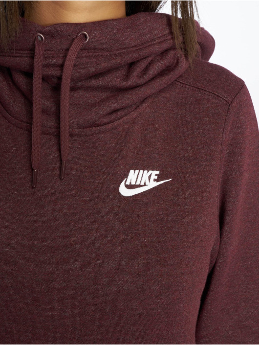 Nike Hoodie Funnel/Neck red
