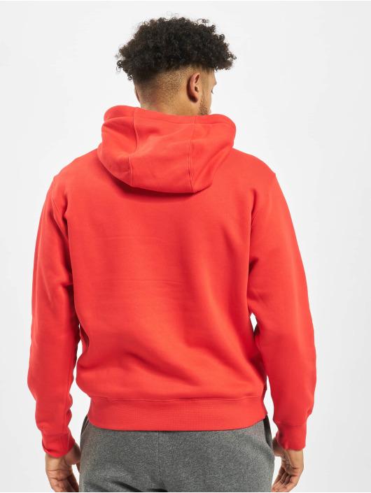 Nike Hoodie Club red