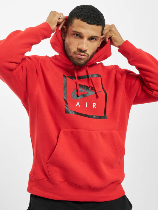 Nike Hoodie Air 5 red