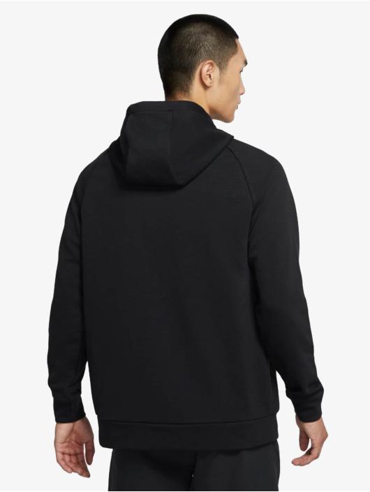 Nike Hoodie Dri-Fit Swoosh svart