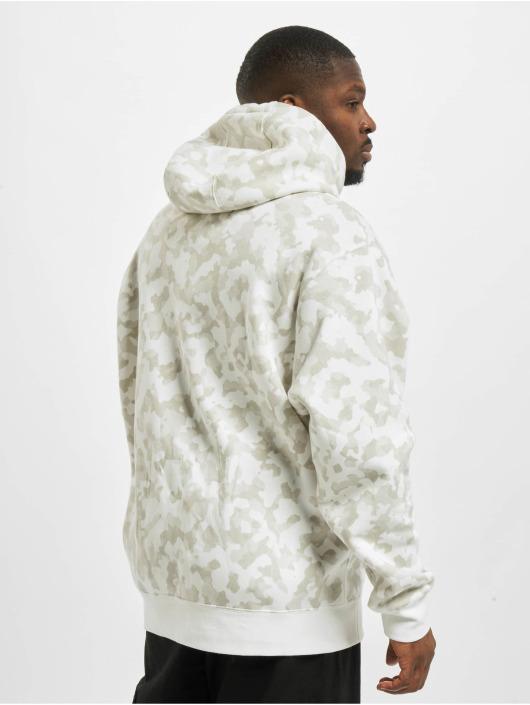 Nike Hoodie M Nsw Club Bb Cam white