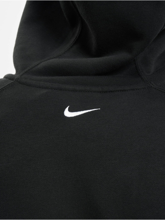 Nike Hoodies con zip Sportswear Swoosh nero