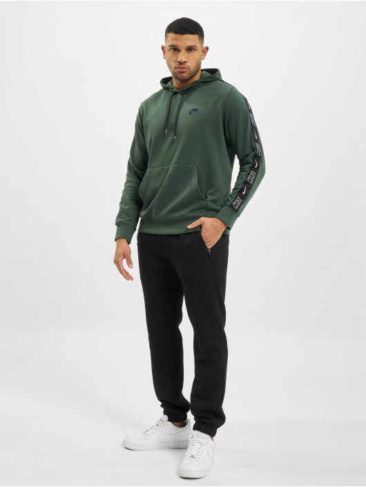 Nike Hoodies M Nsw Ce Po Ft Snl grøn