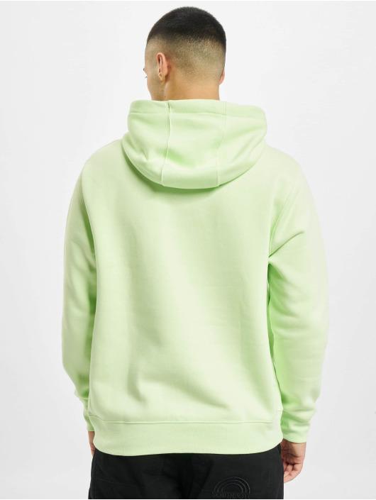 Nike Hoodies Sportswear Club grøn