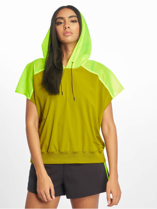 Nike Hoodies TCH PCK olivový
