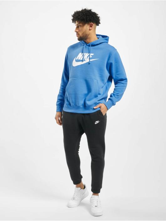 Nike Hoody Club blau