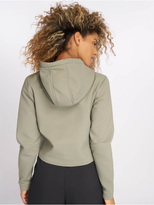 Nike Hoody Sportswear Tech Pack grau