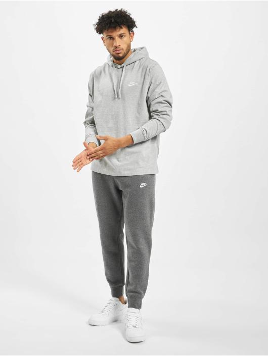 Nike Hoody Club grau