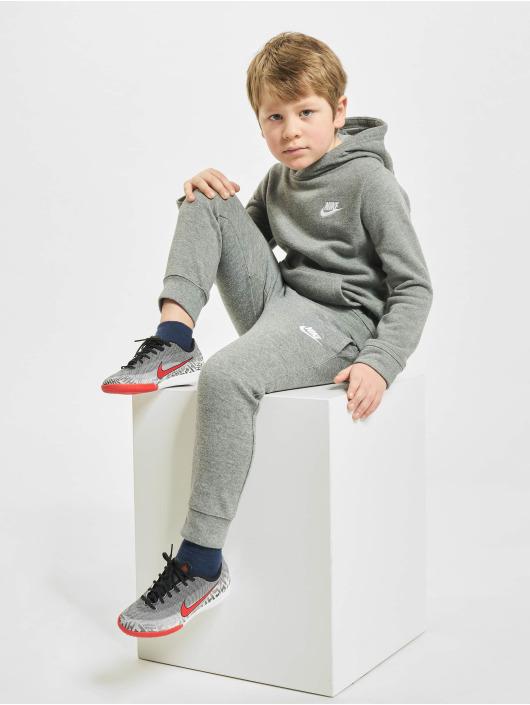 Nike Hoody Club Fleece grau