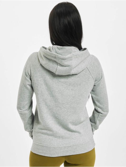 Nike Hoody Essential HBR grau