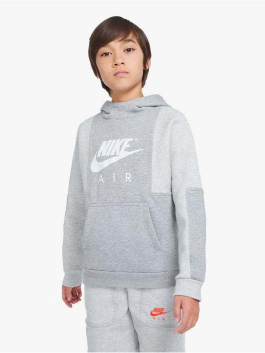 Nike Hoody Air grau