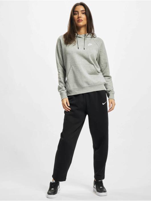 Nike Hoody Essntl Flc grau