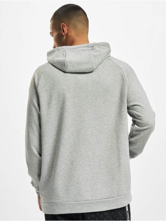 Nike Hoody Dri-Fit Swoosh grau